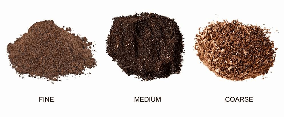 Grind ingredients