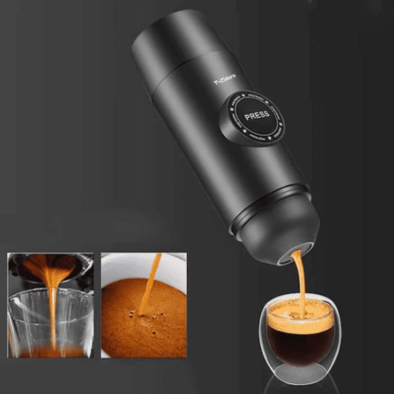 KOPIPRESSO: The Best Price Nespresso Machine 1